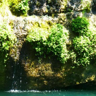 Basses Gorges du Verdon, Juillet